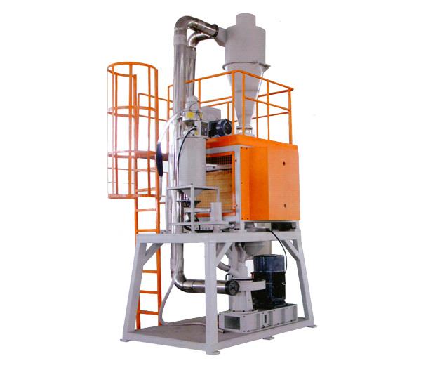 塑料磨粉机行业的限制因素